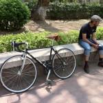 <!--:en-->Old School Citybikr @ Qingdao<!--:--><!--:zh-->青岛碰到的一个复古车友<!--:-->